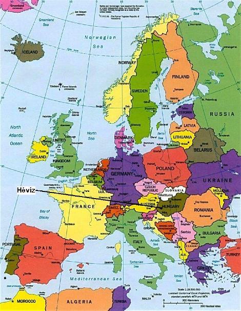 eu térkép Térkép; Stadtplan; Chart
